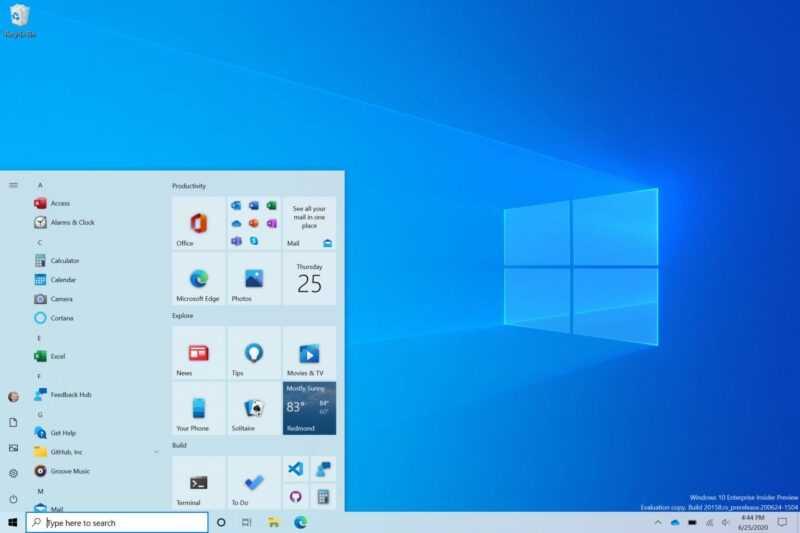 Windows 10 21H1 arriverait en mai sous forme de mise à jour mineure