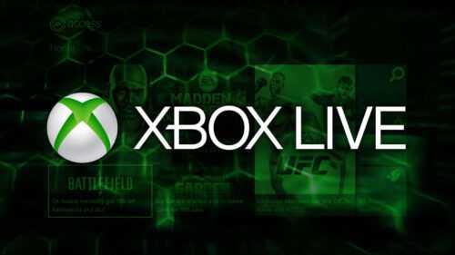 Xbox Live subit une baisse mondiale