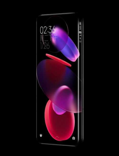 Xiaomi présente son premier concept mobile sans ports en vidéo