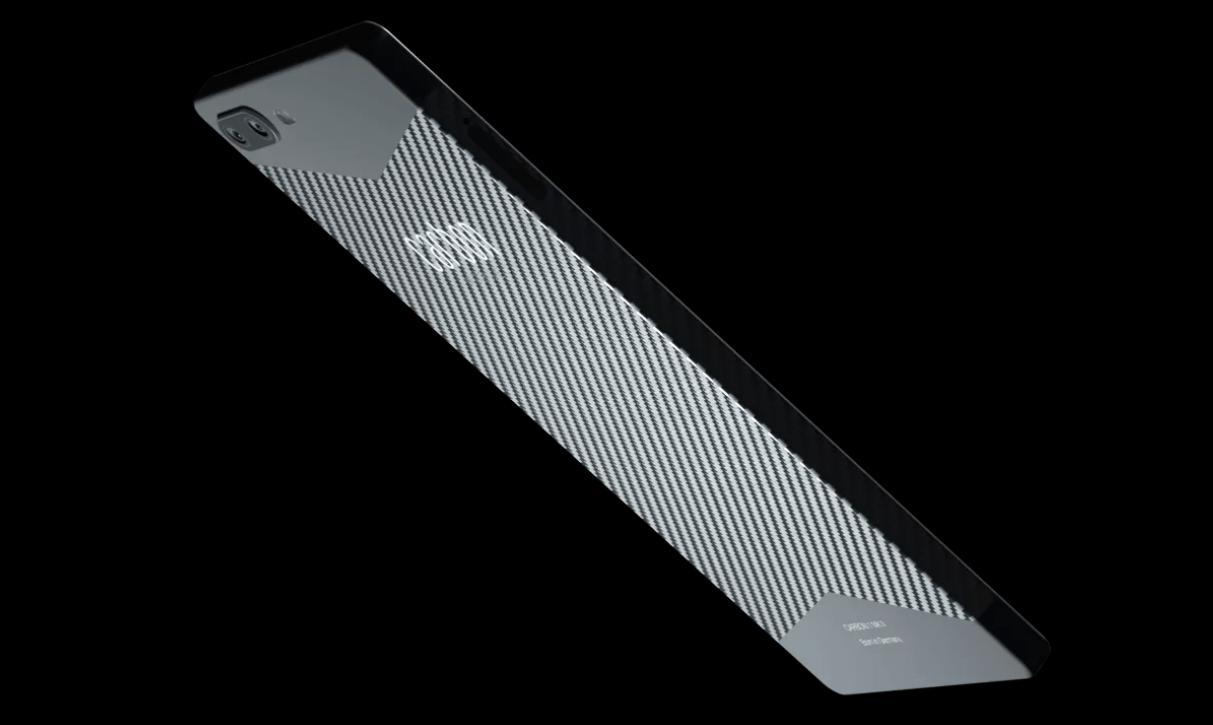 Un nouveau fabricant lance un téléphone en fibre de carbone - ne pèse que 125 grammes