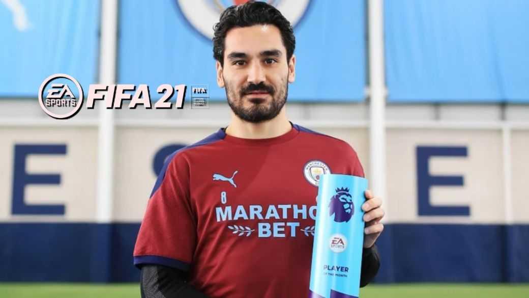 FIFA 21 FUT: Gundogan POTM de février en Premier League;  comment relever les défis
