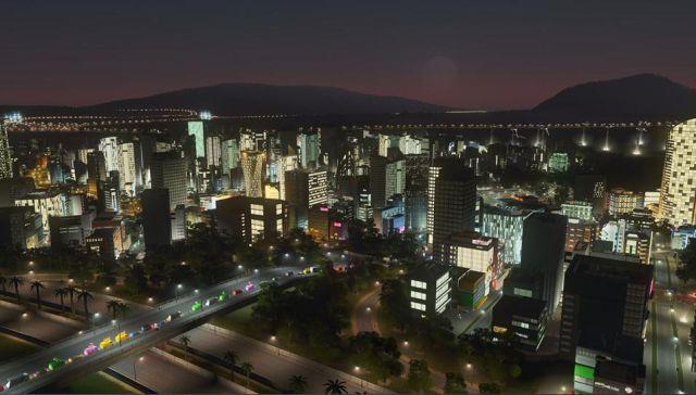 Skylines des villes