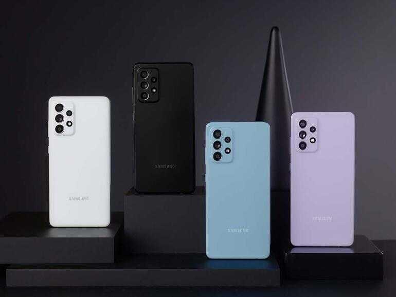 Les nouveaux smartphones Galaxy A52, A52 5G et A72 à prix moyen de Samsung regorgent de fonctionnalités intéressantes