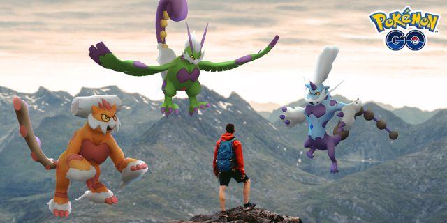 Pokémon GO en avril