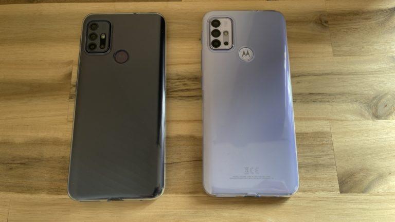 Motorola G10 et G30: ils sont stylés