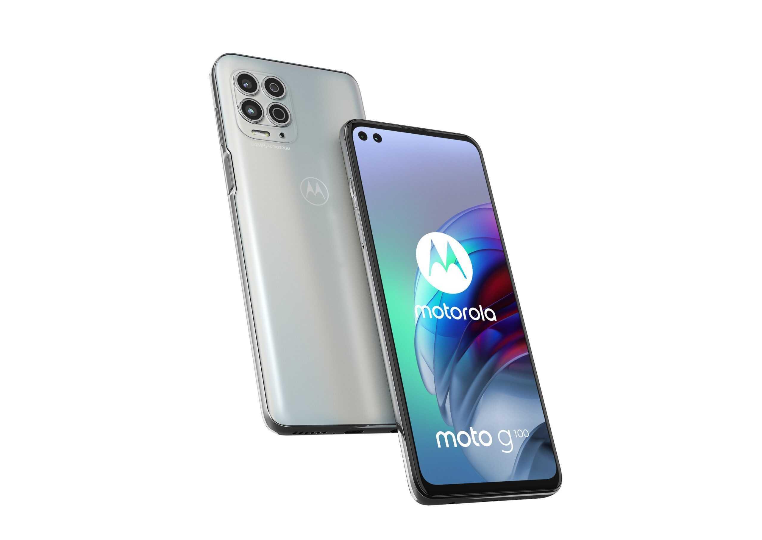 Redémarrage de Motorola avec le Moto G100 et la plate-forme «Ready for»: Adieu la classe moyenne?