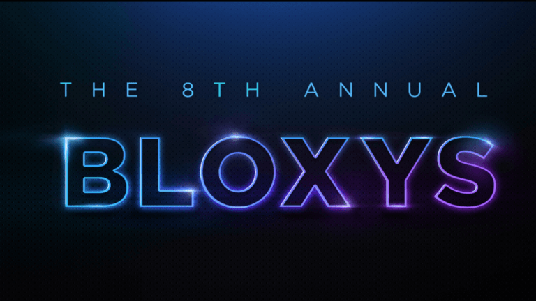 8th Bloxy Awards Promo.