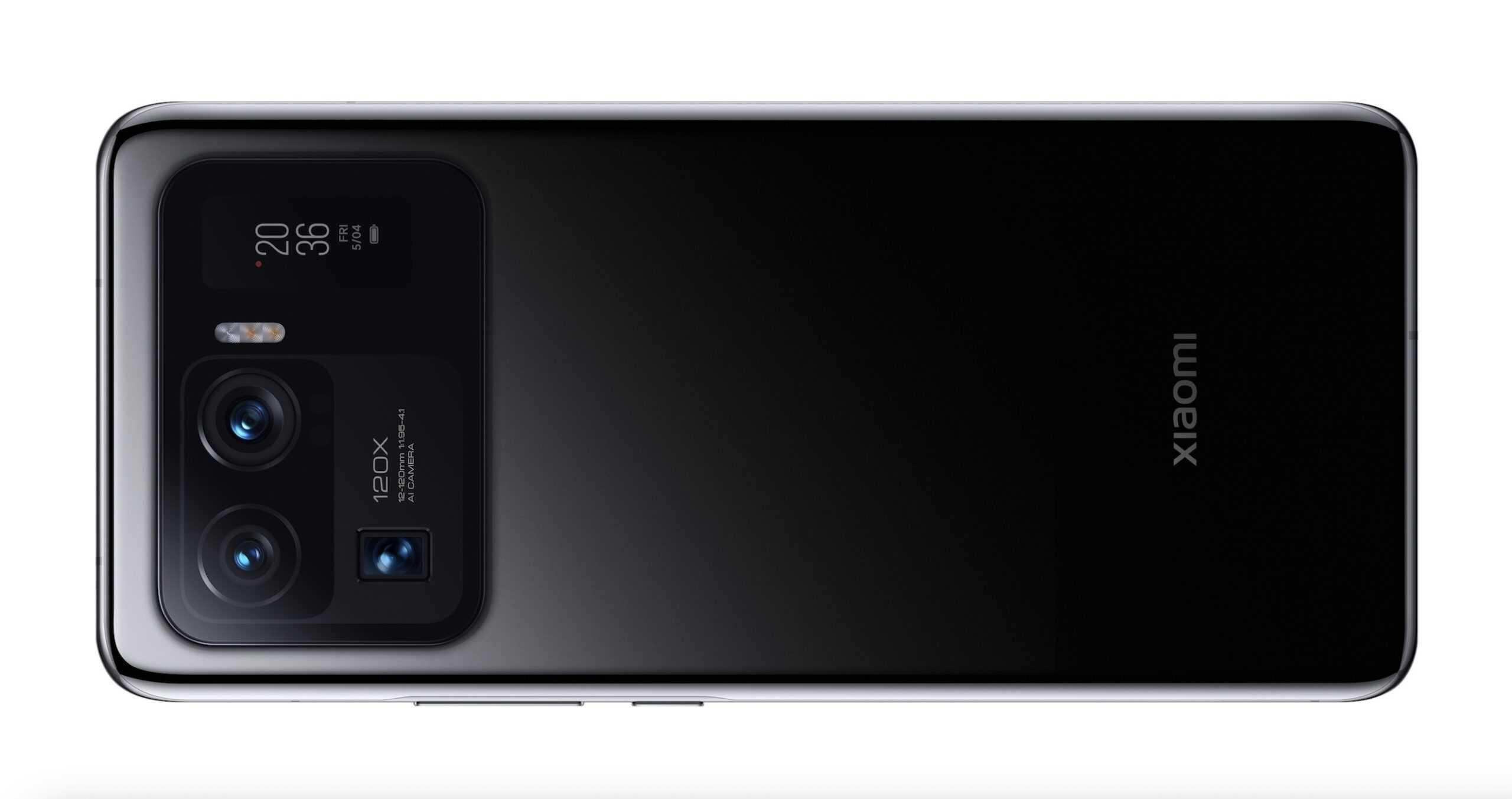 Les téléphones Xiaomi actuels en un coup d'œil