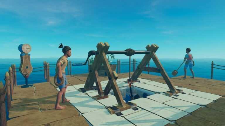 Comment construire et utiliser un moteur dans Raft