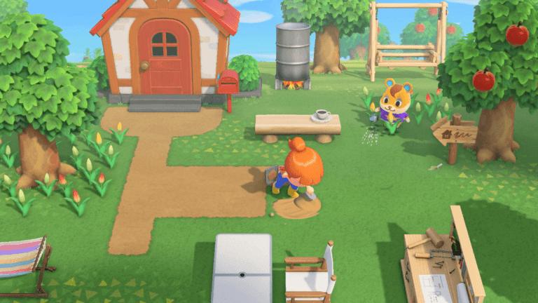 Comment déplacer des maisons dans Animal Crossing: New Horizon