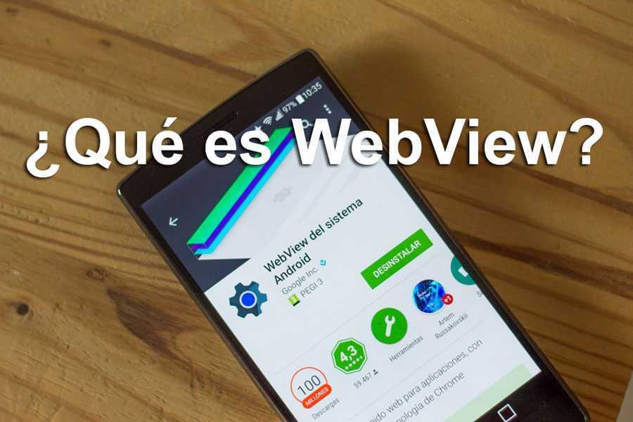 Les applications sont-elles fermées sur votre mobile?  WebView peut être le problème