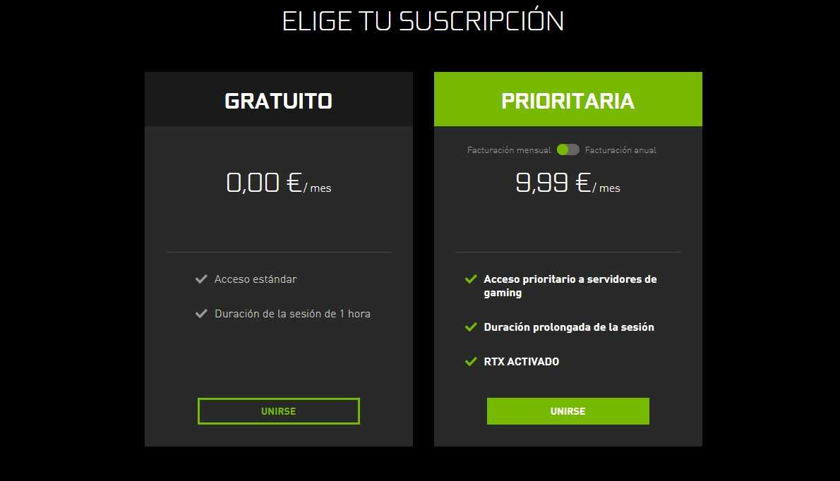 GeForce NOW augmente son prix mais si vous étiez fondateur, vous continuerez à payer la même chose