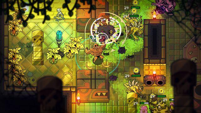 Les créateurs de Guacamele annoncent un nouveau jeu: Personne ne sauve le monde