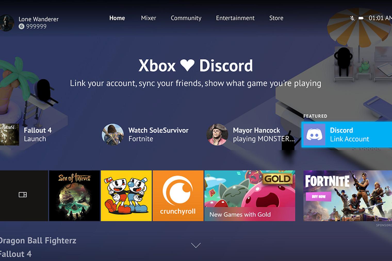 Union entre Discord et Microsoft