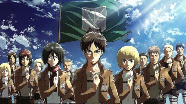Attaque sur Titan / Shingeki no Kyojin