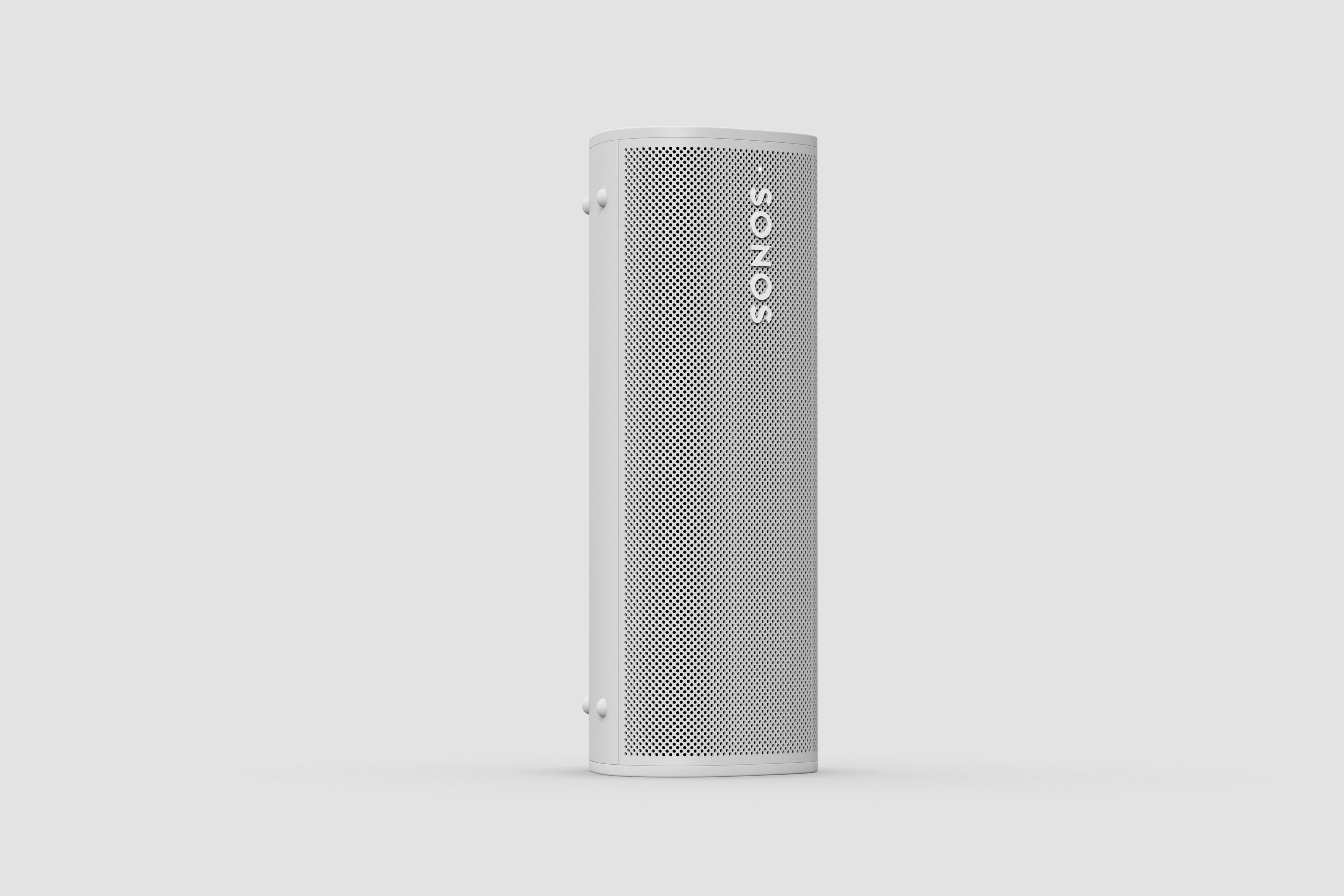 Sonos Roam en blanc.  (Photo: Sonos)