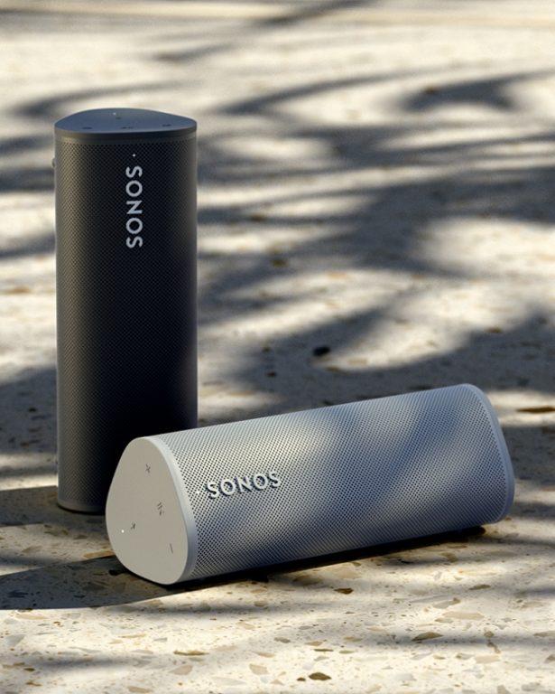 Compact, élégant, discret - c'est Sonos Roam.  (Photo: Sonos)