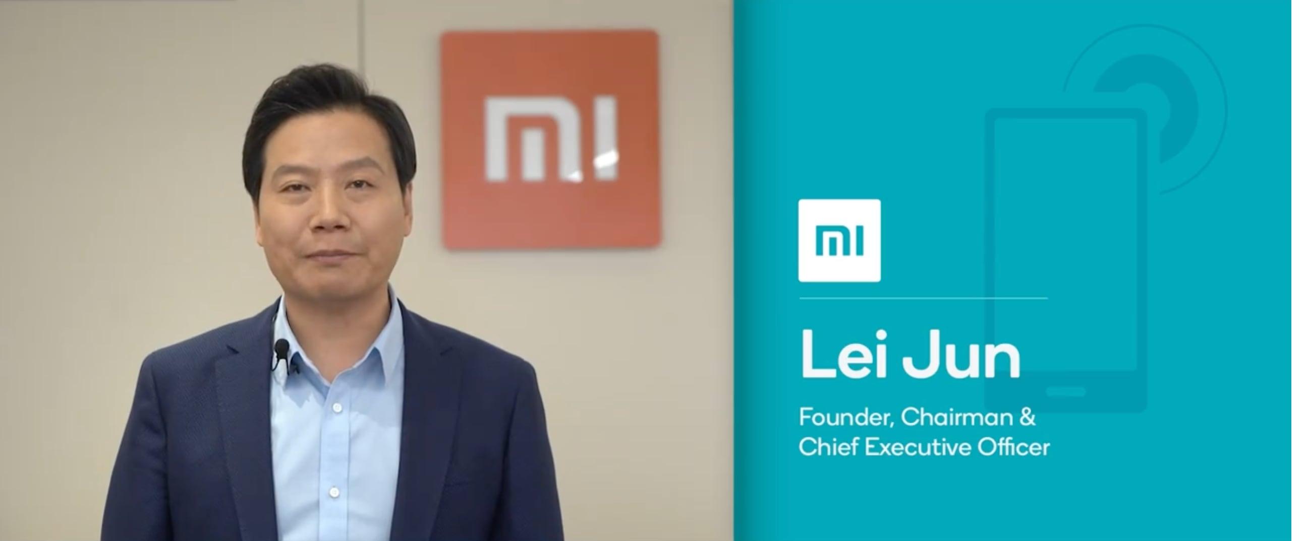 Toutes les cles de lentree de Xiaomi dans le monde