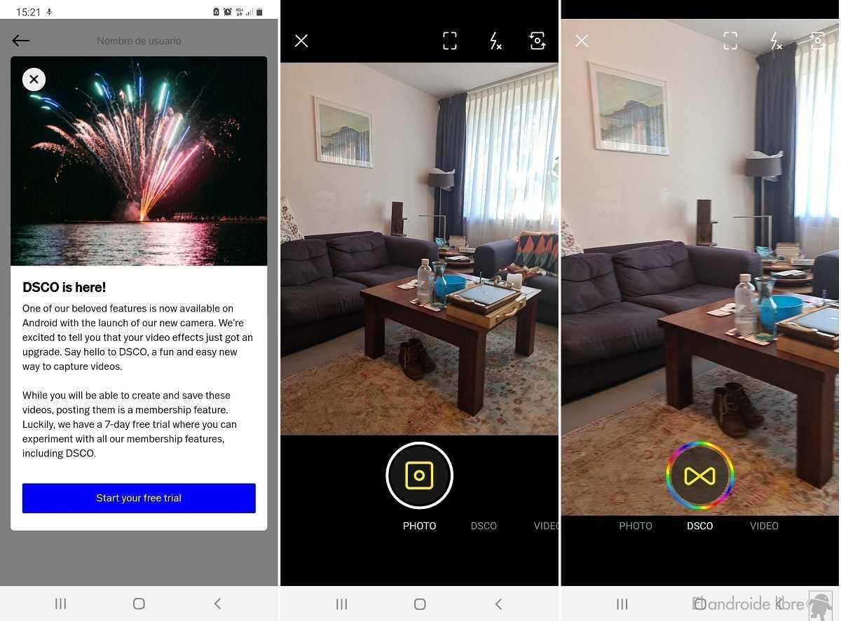 VSCO présente DSCO sur Android: vous pouvez désormais créer des vidéos en boucle