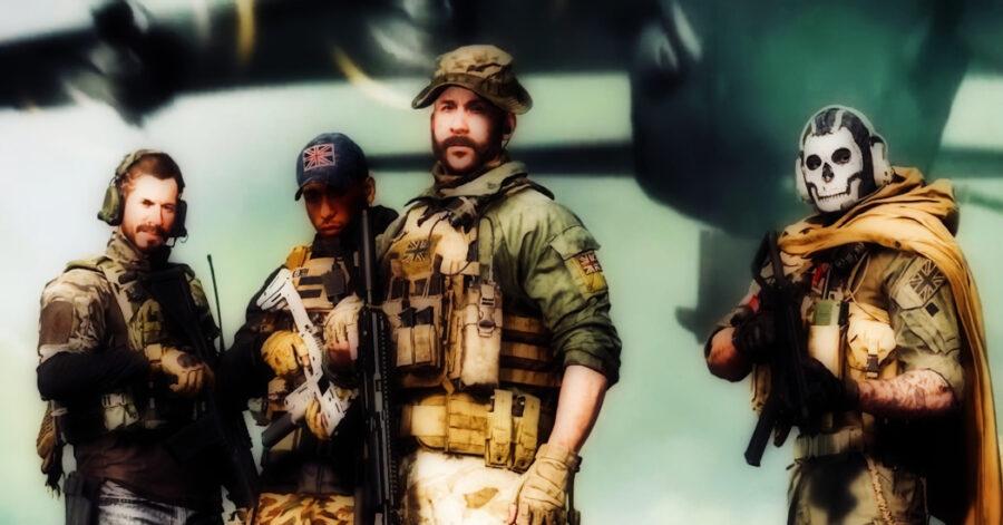 Capture d'écran de la bande-annonce de gameplay de Call of Duty Warzone