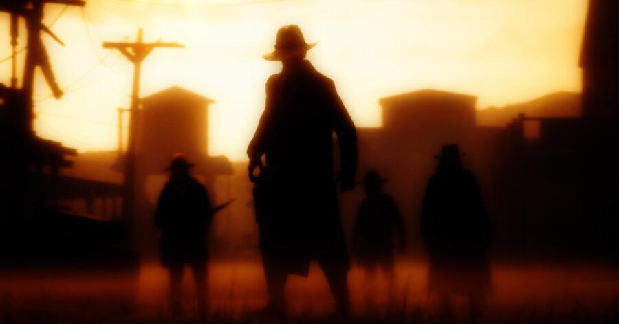 Capture d'écran de Red Dead Online
