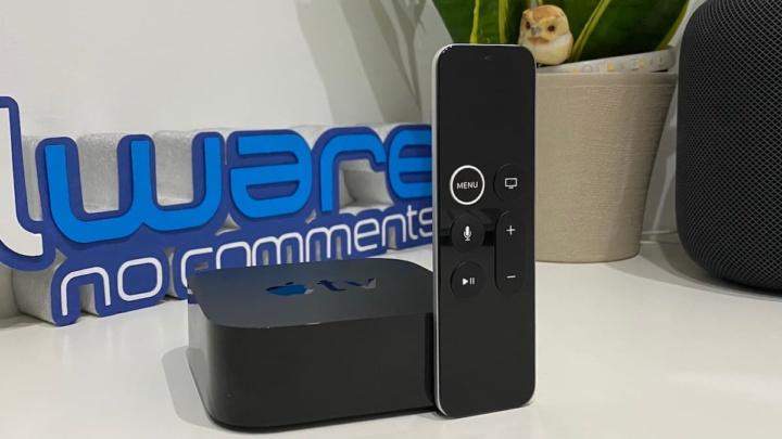 Image Apple TV 4K avec YouTube