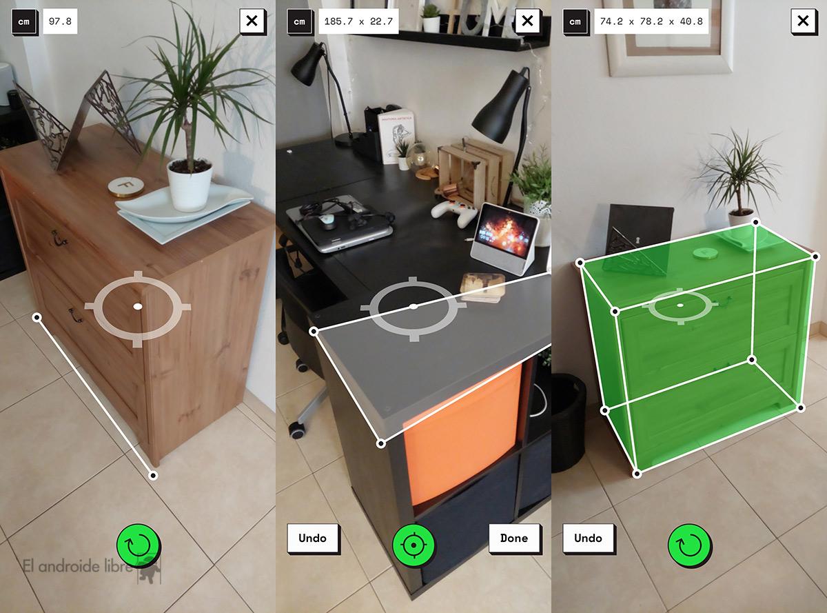 Google lance des expériences de réalité augmentée pour mobile