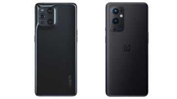 Oppo Find X3 Pro vs OnePlus 9 Pro: le même téléphone deux fois?