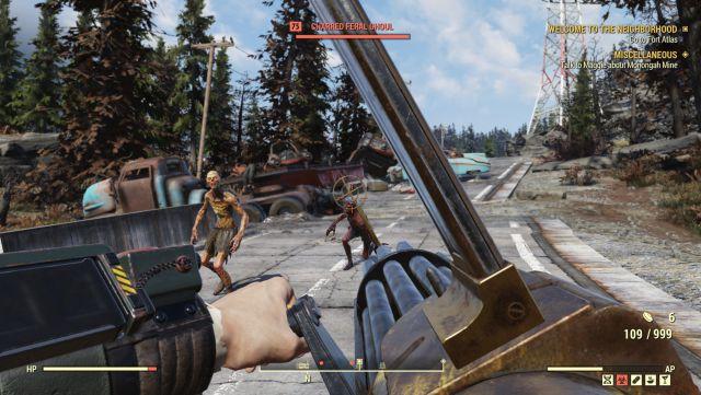 Patch de mise à jour Fallout 76 mis en ligne maintenant vers avril 2021 PC PS4 Xbox One Bethesda