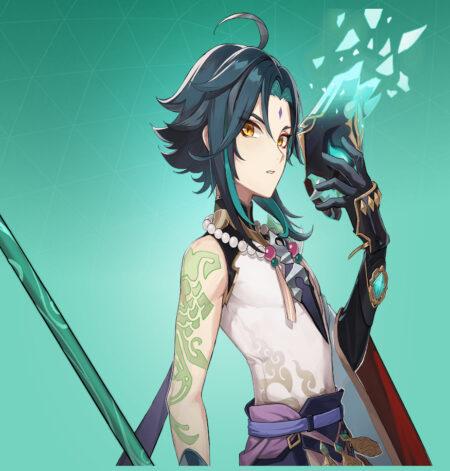 1617835696 220 Tous les personnages 5 etoiles dans Genshin Impact