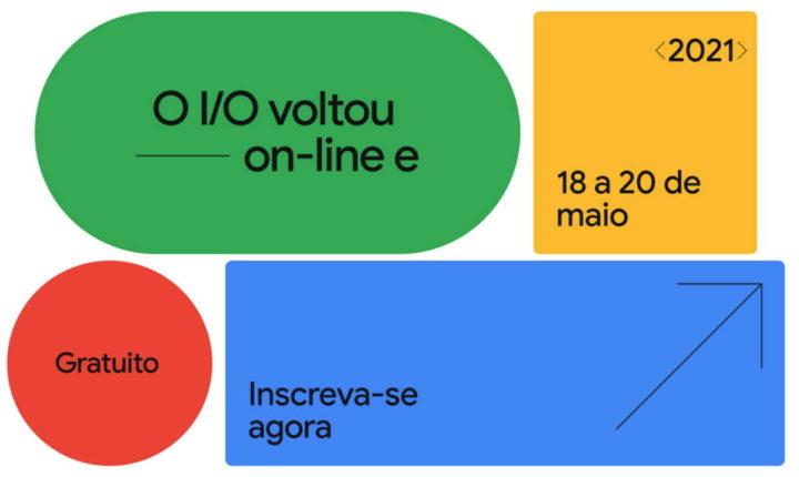 Événement Google I / O 2021
