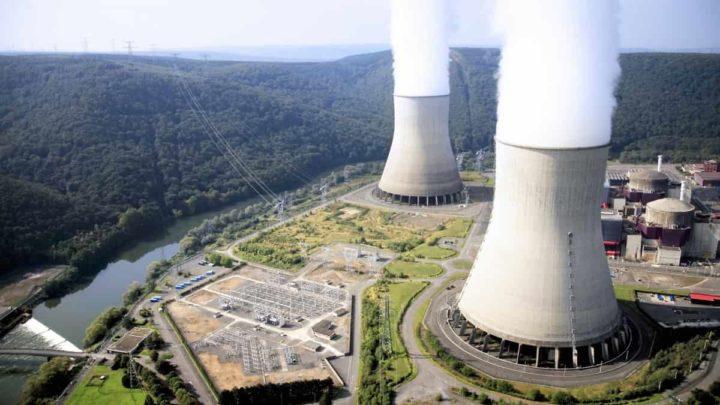 centre nucléaire