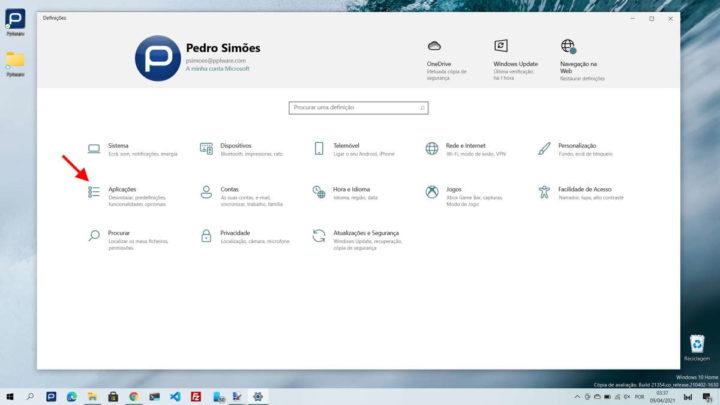 Installation du bloc de sécurité des applications Windows 10