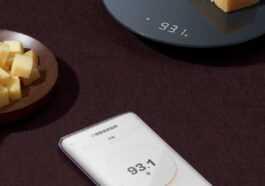 Cette balance Bluetooth Xiaomi sera votre meilleur allié dans la cuisine
