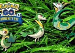 Pokémon GO: guide pour la journée communautaire avril 2021 (Snivy)