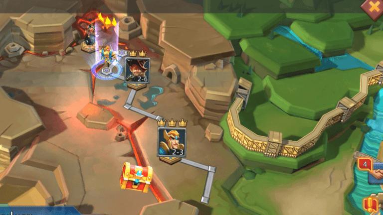 Comment débloquer des héros dans Lords Mobile