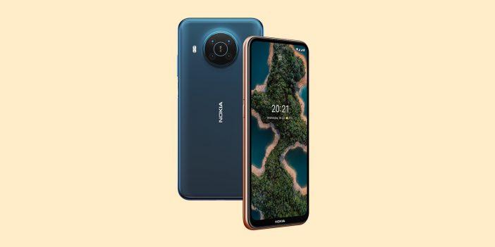 Une image de Nokia X20