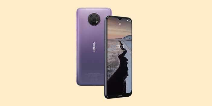 Une image de Nokia G10