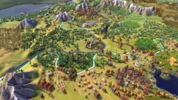 Comment faire un parc national dans la civilisation 6