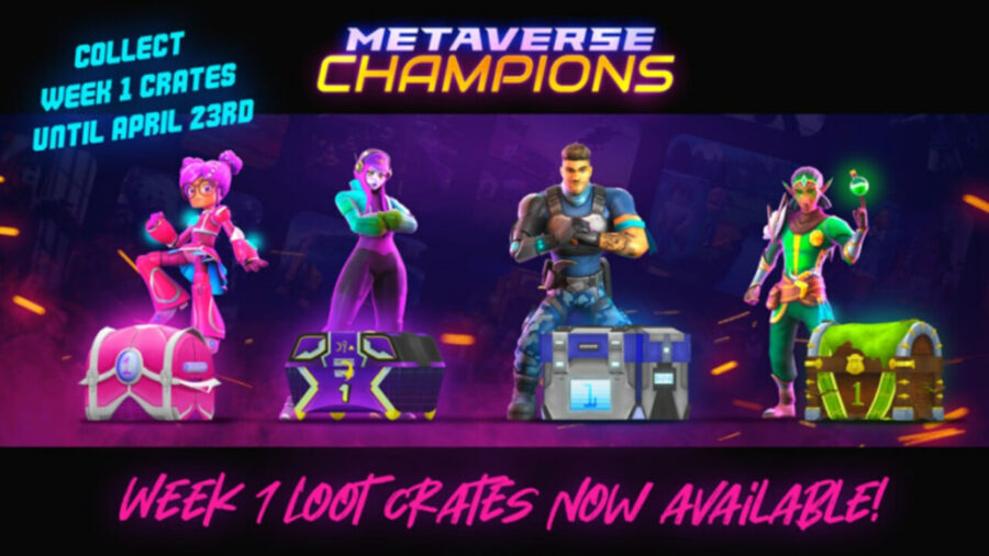 1618440663 685 Toutes les missions Roblox Metaverse Champions