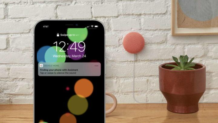 Google iPhone Wizard trouver des smartphones