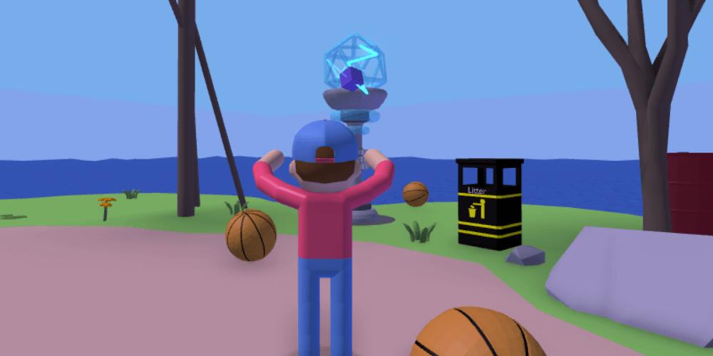Fournir des blocs dans Human Simulator.