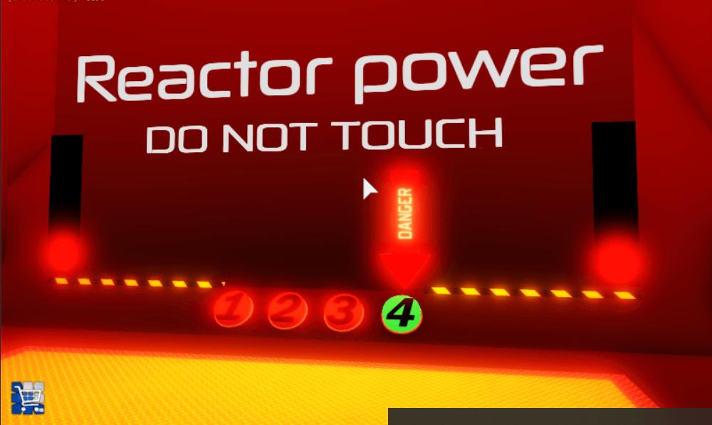 Modification de la puissance du réacteur.