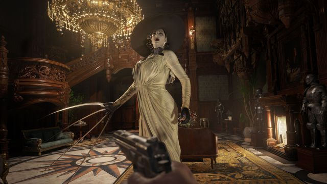 Resident Evil 8 Village   Les mercenaires
