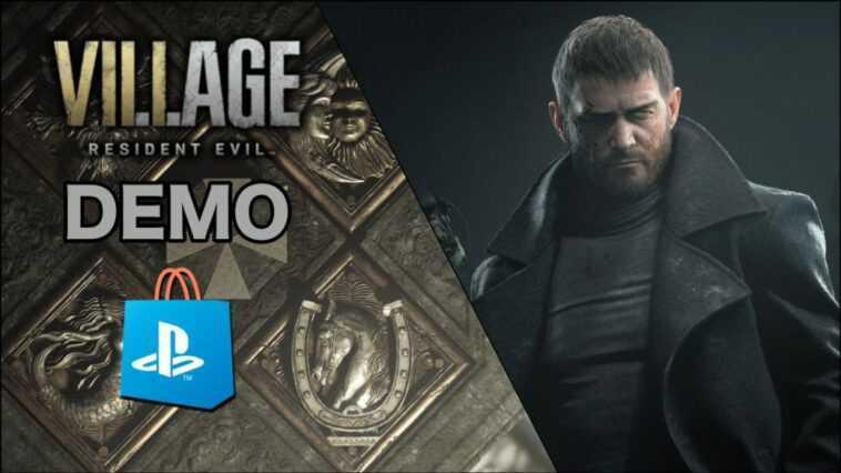 Comment précharger la démo de Resident Evill 8 Village sur PS4 / PS5?