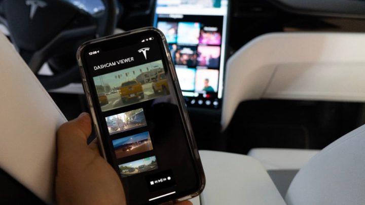 Système d'image en mode Sentinelle avec caméras de vidéosurveillance actives