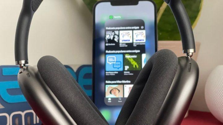 Image Spotify sur iOS
