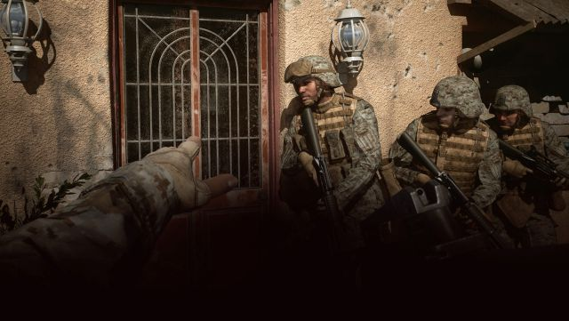 Six jours à Fallujah