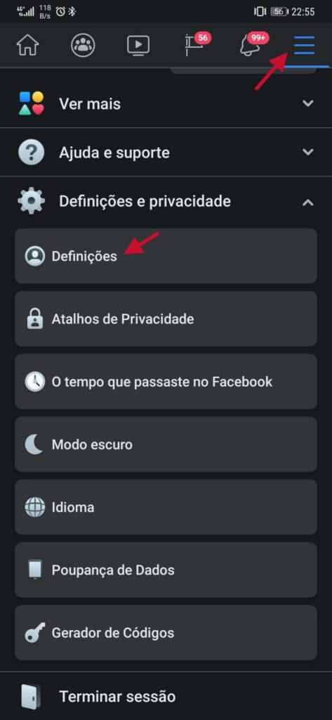 Facebook alerte de sécurité accès non autorisé