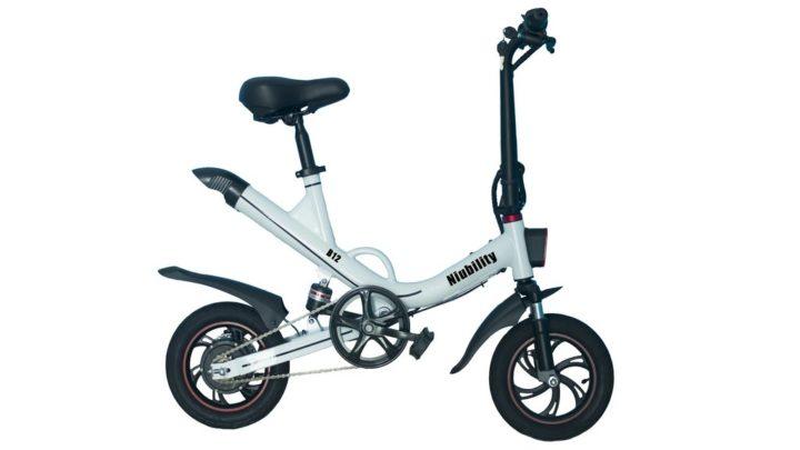 Niubiliby B12 - Un nouveau vélo électrique pour vos déplacements quotidiens